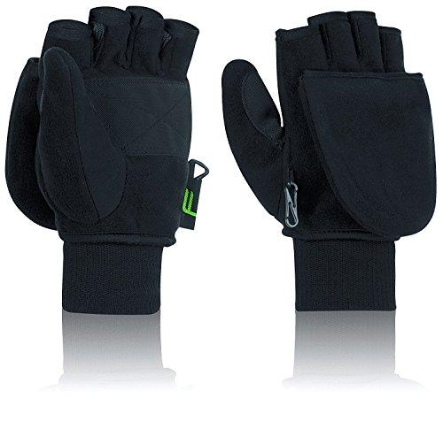 Fuse Handschuhe Klapp-Fäustling - Handschuhe, ideal zum Fotografieren