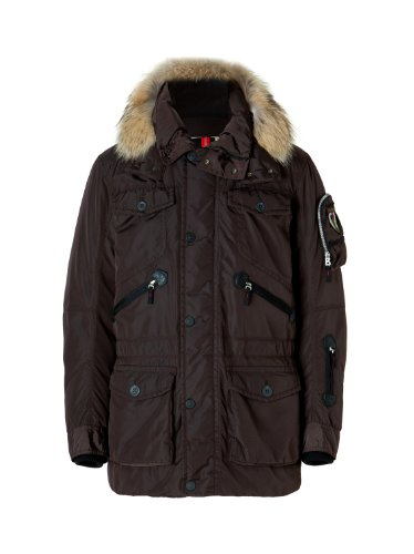 Bogner Fire + Ice Herren Jacke Phil-D, ebony, 52, 3444-P479