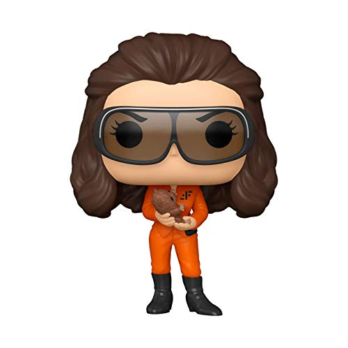 Funko- Pop V TV Show-Diana in Glasses w/Rodent Figura Coleccionable, Multicolor (52029)