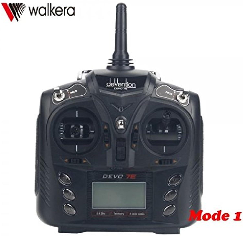 PhilMat Walkera Devo 7E 7CH Transmitter Mode 1 ohne Empf¤nger