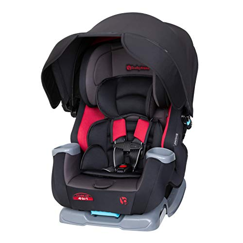 Baby Trend Cover Me 4 in 1 Convertible Car Seat