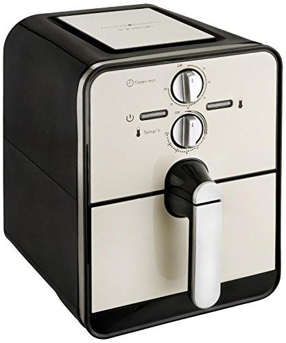 TKG FTL 1000 KTO Kitchen Original Friteuse à air chaud, 1100 W, 2.4 liters, Crème