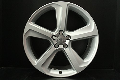 Original Audi Q5 8R SQ5 S Line Felgen Satz 8R0601025BP 20 Zoll 718-B3