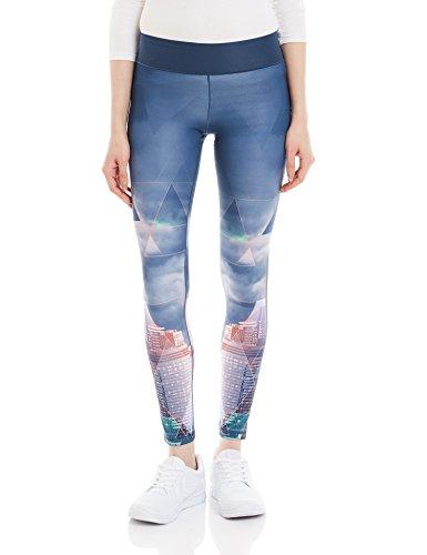 adidas Damen Leggings WO SEAS LG TIGH Oberbekleidung, dunkelblau, L