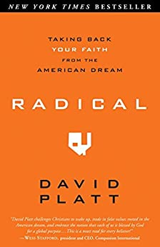 Radical: Taking Back Your Faith from the American Dream by [David Platt]