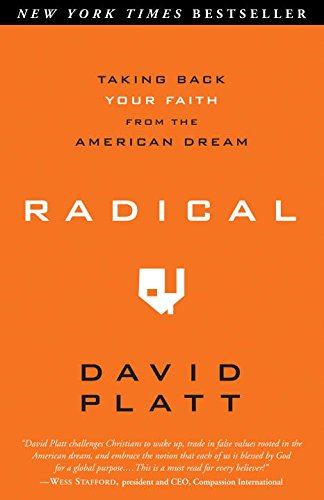 Radical: Taking Back Your Faith from the American Dream (English Edition)