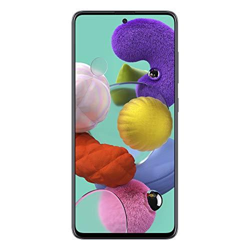 Samsung Galaxy A51 Dual-SIM 128 GB/4 GB - Prism Crush Schwarz