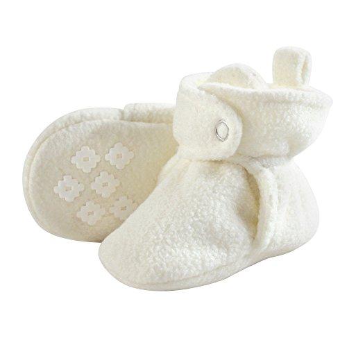 Infant Cream Boots