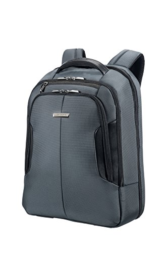 Samsonite XBR Laptop Zaino 15.6', 49 cm, Grigio (Grey/Black)