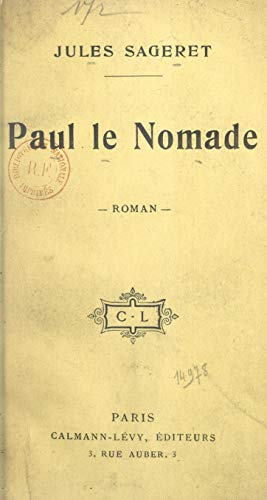 Paul le Nomade (French Edition)