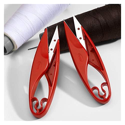 JINSUOZY DXXLD Profesión avanzada Tijeras de coser Hilados Tijeras de hilo Tijeras Bordado Punto de Cruz Cortador de Tijera Suministros Herramientas Coser