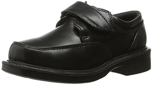 French Toast Mike Oxford (Toddler),Black,6 M US Toddler