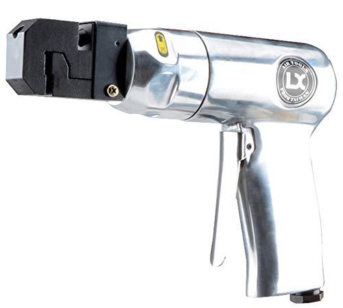 CGOLDENWall, punzonatrice pneumatica a flangia per lamiera di metallo, perforatrice ad aria, con ago in acciaio al tungsteno, Punching Diameter: 5mm/0.196inches