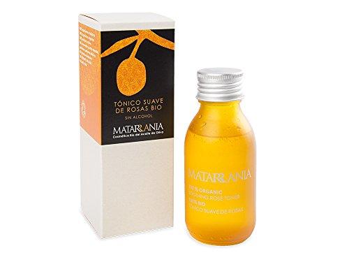 Matarrania - Tónico facial suave de Rosas Matarrania, 100 ml