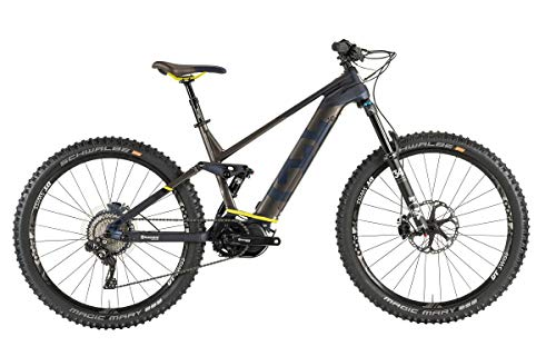 Husqvarna Mountain Cross MC8 27.5'' Pedelec E-Bike MTB bronzefarben/blau 2019*