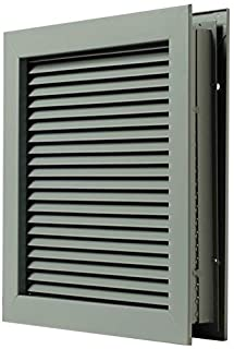 "National Guard L700Rx24X12 Louver, 24"" x 12"""