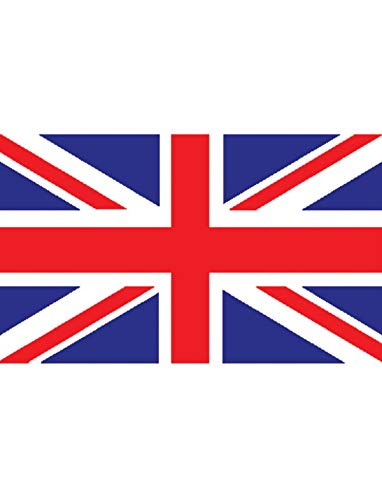 "TrendClub100® Fahne Flagge ""Großbritannien Great Britain UK Union Jack"" - 150x90 cm / 90x150cm"