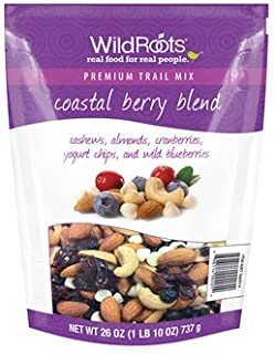 WildRoots Premium Trail Mix Coastal Berry Blend 26 Oz. (Pack of 2)