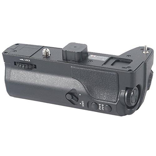 DSTE Multi-Energia Verticale Batteria Presa per OLYMPUS E-M1 DSLR Fotocamera come HLD-7