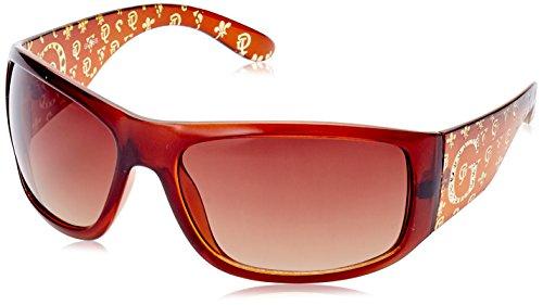 Guess Sonnenbrille GU6388 64E26 Gafas de sol, Marrón (Braun), 64 para Mujer