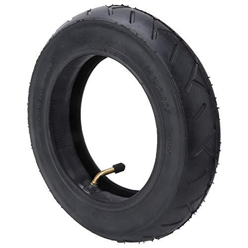 Guoshiy Neumático Inflable, neumático Negro, Ligero y Duradero para Scooter eléctrico