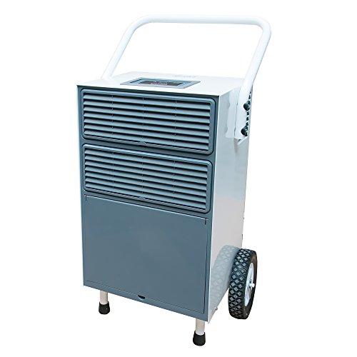 Nemaxx BT55X Bautrockner Kondenstrockner Luftentfeuchter Raumentfeuchter Entfeuchter Trockner (max. 55l/Tag)