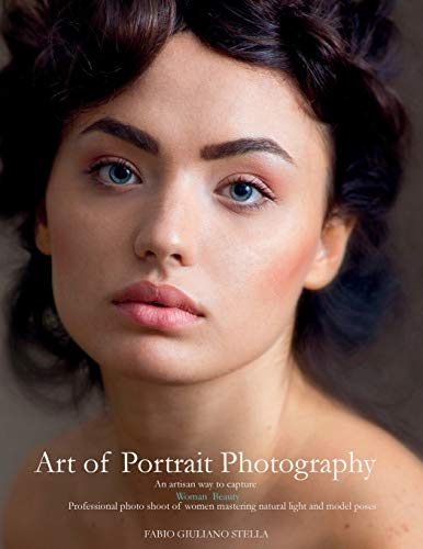 Art of Portrait Photography: An Artisan way to capture woman beauty.Professional photo shoot of women mastering natural light and model poses