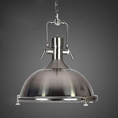 Industrial Nautical Style Single Pendant Light - LITFAD 16
