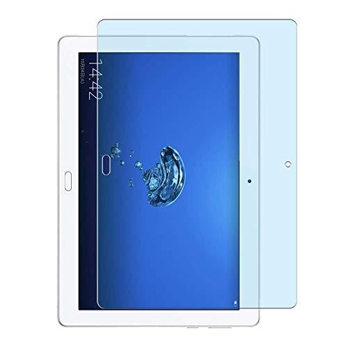 """Vaxson 2 Stück Anti Blaulicht Schutzfolie, kompatibel mit Huawei MediaPad M3 Lite 10 WATERPLAY wp 10.1"""", Displayschutzfolie Anti Blue Light [nicht Panzerglas]"""