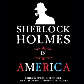 Sherlock Holmes in America cover art