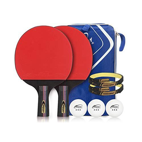 Great Price! HENGTONGWANDA Table Tennis Racket, Advanced Beginners Table Tennis Racket, Pen-Hold Hor...