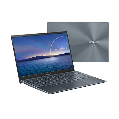 ASUS Zenbook UX425EA PC Portable 14 (I7 1165G7, RAM 16G, 512G SSD PCIE, WINDOWS 10) Clavier AZERTY Français