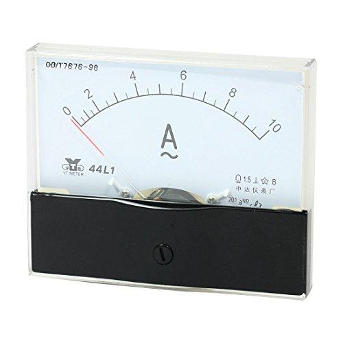 44L1 AC 0-10A Kunststoff, vertikal montiert Analog Amperemeter Pointer de