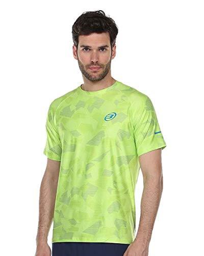 Bullpadel Camiseta Atlanta, Hombre, Lima, XL