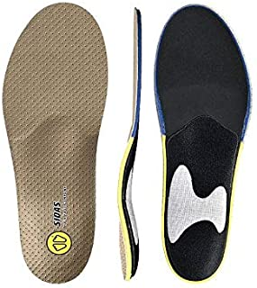 【SIDAS】シダス クッションプラス 3195051 インソール 中敷き 靴 普段使い スポーツ アーチサポート クッション性 衝撃吸収