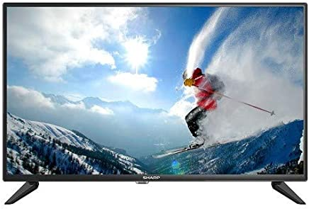 $235 Get Original Sharp 32″ Class HD (720P) Smart LED TV with Motion Rate (LC-32Q5200U) (Renewed)