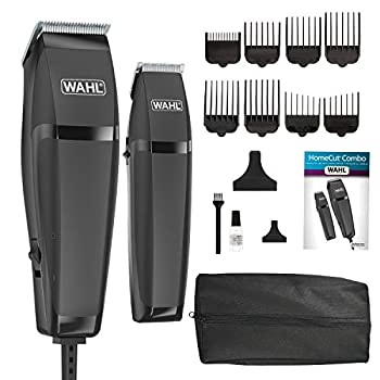 Wahl Clipper Corp Pro 14 Piece Styling Kit with Hair Clipper and Beard Trimmer for Total Body Grooming - Model 79450 Chrome