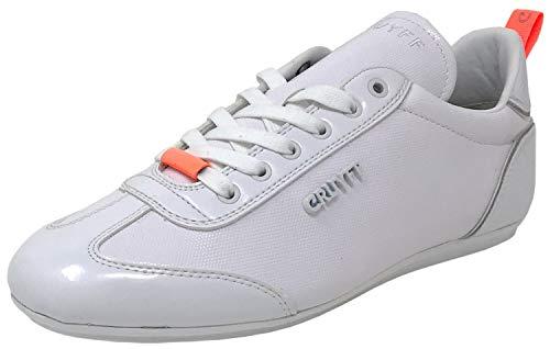 Cruyff Classics Recopa Underlay - Zapatillas Bajas Hombre Blanco Talla 44