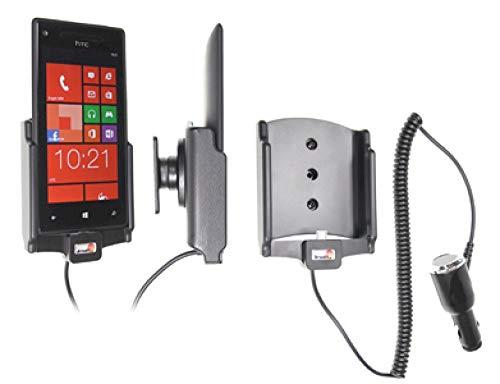 Brodit 512454 aktiv Kfz-Halterung für HTC 8X schwarz