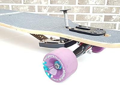 2020. Longboard Bremse Super vielseitig (Drop Through/Top Mount/Elektrische Longboard-Bremse)