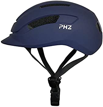 PHZ Adults' Bike Helmet with Rear Light