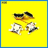 Lysee Mobile Phone Flex Cables - XGE USB Charging Port Dock Connector Repair Parts for Snopow M8 phone - (Color: 2 pieces)