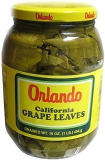 Orlando – California Grape Leaves, (2)- 16 oz. Jars