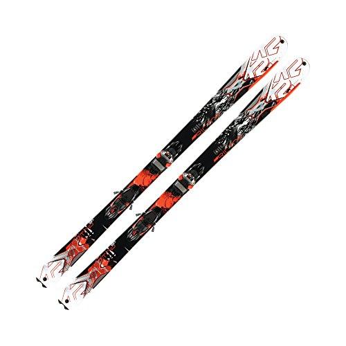 K2 AMP Rictor 90XTI All-Terrain Rocker Ski + Bindung MXC 14 (1030003.248) Länge 177cm