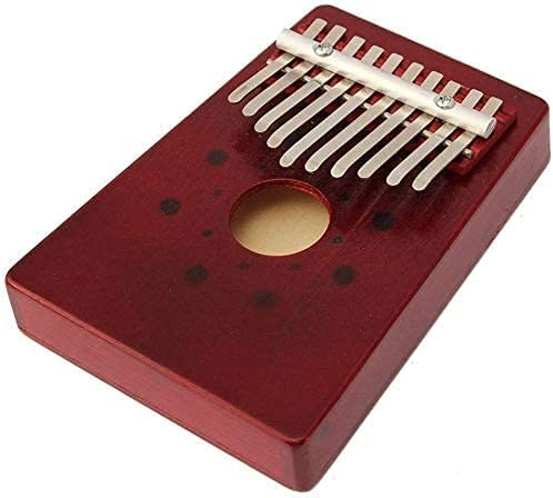 Amberbaby Finger Harp Thumb Challenge the lowest price of Japan ☆ Popular popular Wood 10 Portable Piano