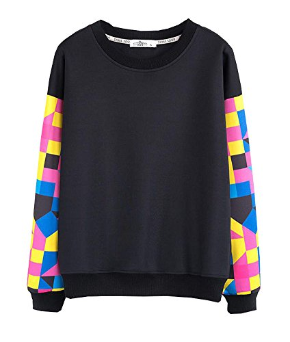 Pullover design confortable Simple Sweatshirts Pulls