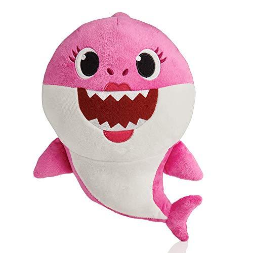 Baby Shark- Peluche Musical Mommy Shark
