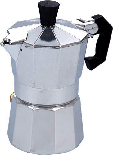 my basics Espressokocher für 1 Tasse