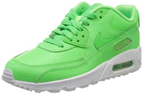Nike Unisex-Kinder Air Max 90 Ltr Gs 724821-300 Sneaker, Mehrfarbig Green 001, 38 EU