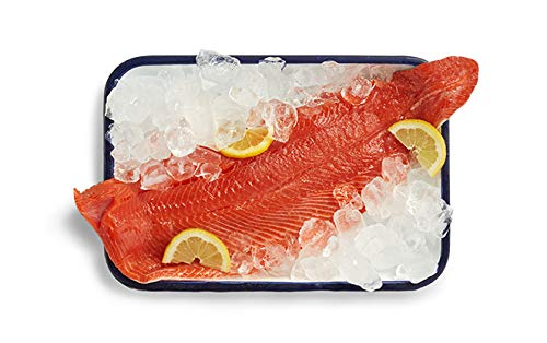 Salmon Fillet Sockeye MSC